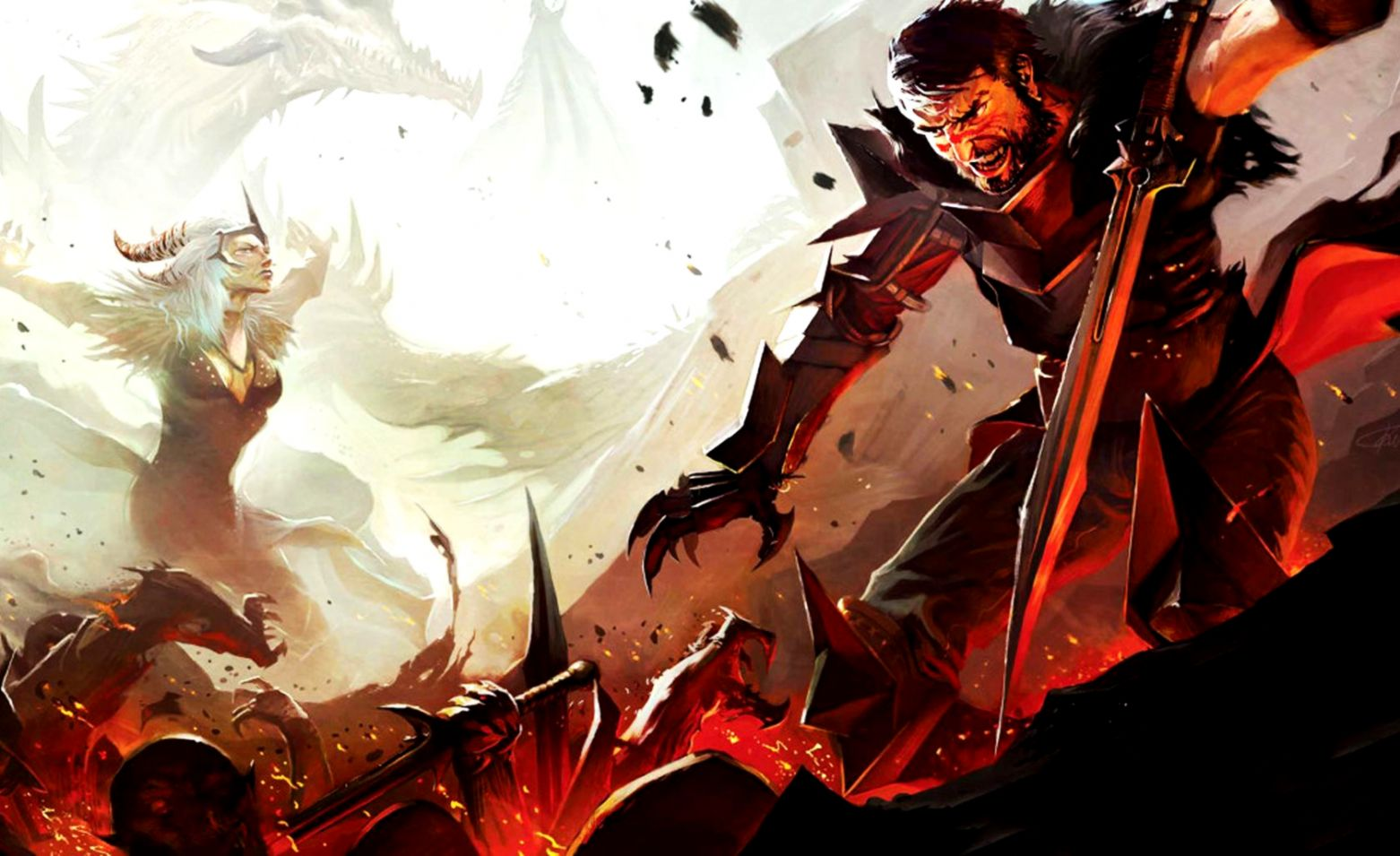 Dragon Age 3 Inquisition Wallpaper Hd Gandoss Wallpapers