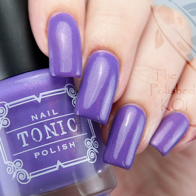 Tonic Polish Your Vibe Attracts Your Tribe Swatch