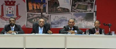 Confira o que ocorreu na Câmara de Vereadores de Alagoinhas, na sessão de terça-feira (19)