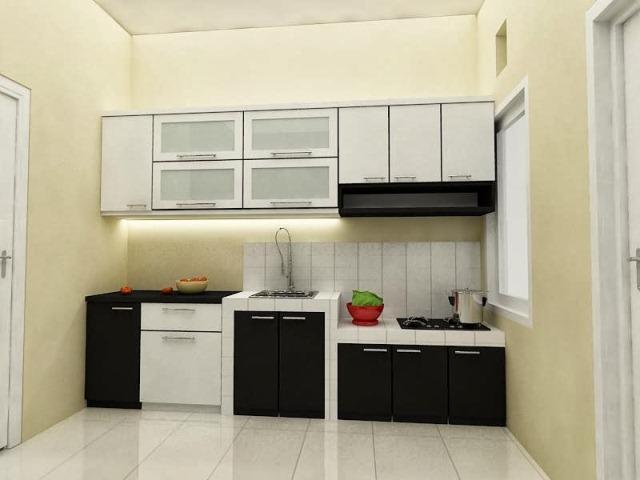 biaya buat dapur type 36