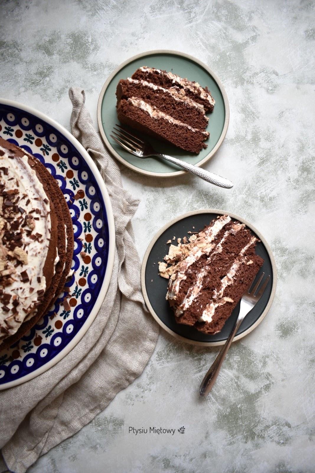 ciasto, deser, ptysiu meitowy