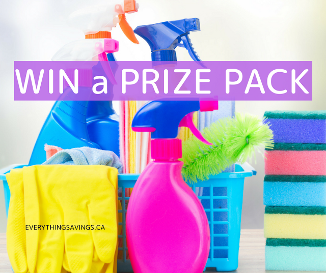 March Cleaning Prize Pack Giveaway