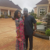 """You are the very Air I breath"" Mercy Johnson celebrates her husband"