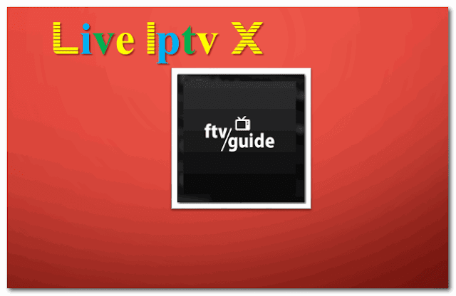FTV Guide live tv addon