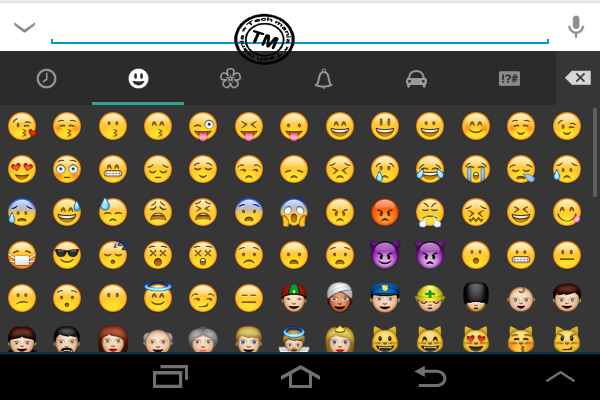 Emotions in  Whatsapp