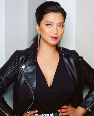 Angel Locsin Looking Fabulous On Her Aivee Day!