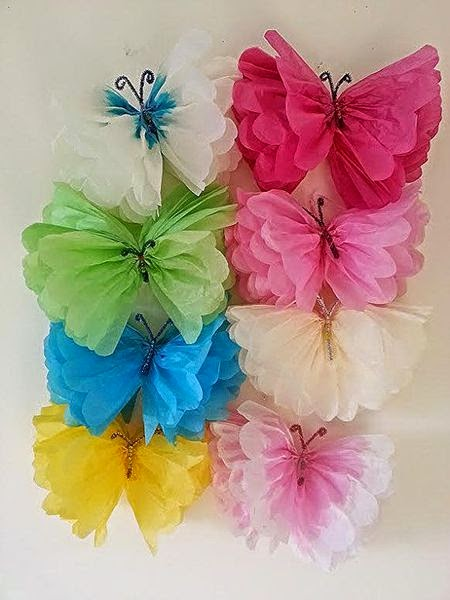 tissue paper art projects Diy network shows you how to put all that tissue paper you have stashed away to good use with five simple crafts to make.