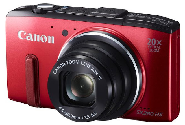 Canon PowerShot SX280 HS Price in India