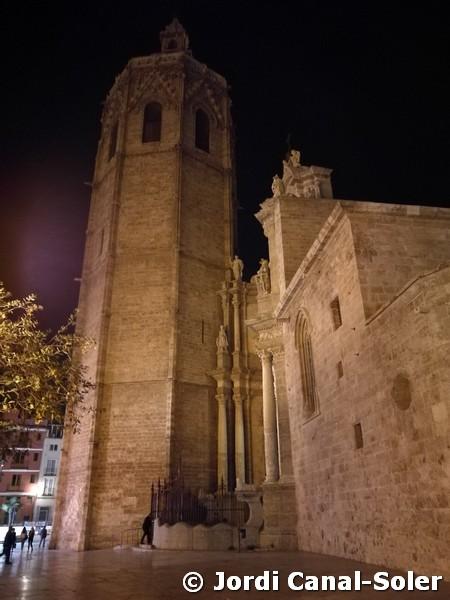 El Micalet y la catedral de Valencia