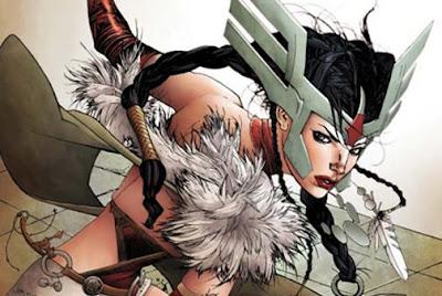 Superhero Wanita Terseksi dan Tercantik