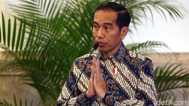Respon Jokowi Soal Amien Rais yang Siap Nyapres
