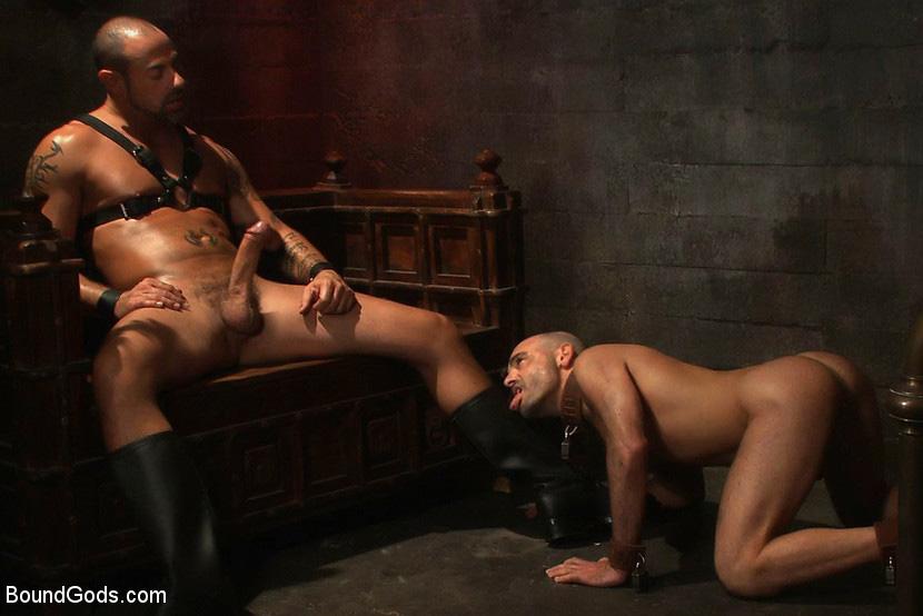 Homo slave and master tgp