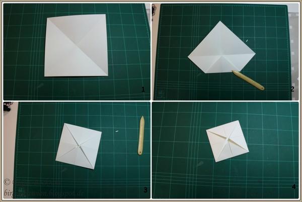 Anleitung Umschlag-Karte