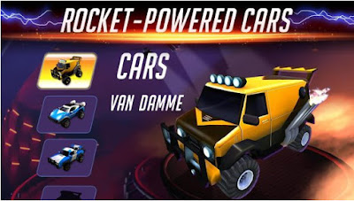 Rocketball: Championship Cup MEGA MODS APK. For Android