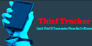 Thief Tracker app