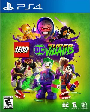 LEGO DC Super Villains Arabic