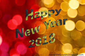 Happy New year 2018 Images: