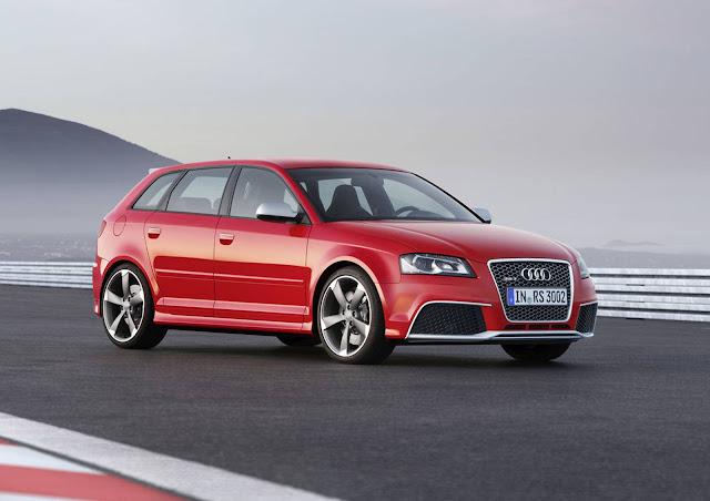 Audi RS2 2009