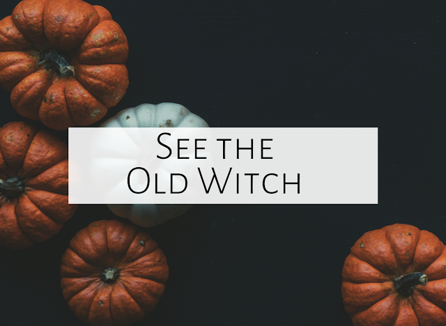 See the old witch {A Halloween music composition activity}