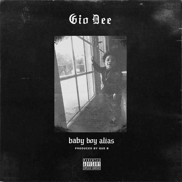 Gio Dee - Baby Boy Alias - Single Cover
