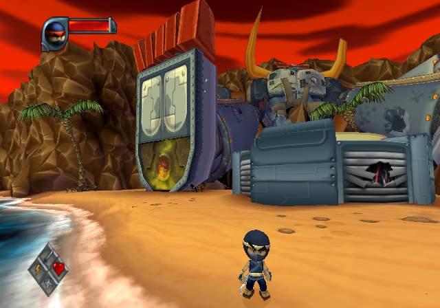 I-Ninja PC Game