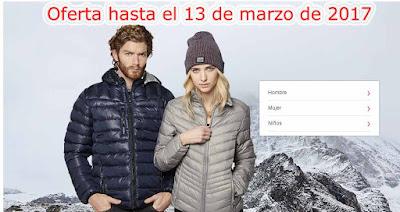 ropa de abrigo para hombre mujer y ninos en oferta