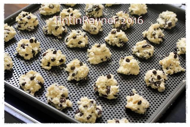 Resep Vanila Chocochips Cookies Simpel Renyahh by Tintin ...