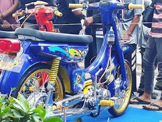cari motor Yamaha V 75
