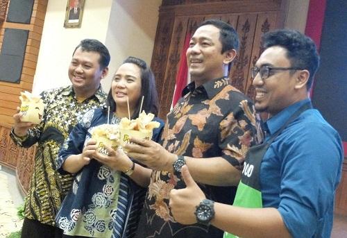 Semarang Smart City, Pemkot Gandeng GO-JEK dan Blibli.com