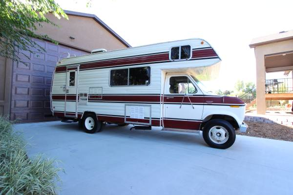 Used Rvs Brougham Ford Sale Owner