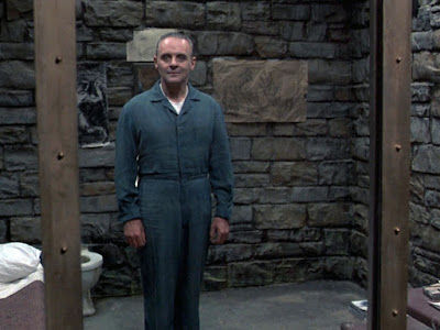 Inquietante Anthony Hopkins como Hannibal Lecter