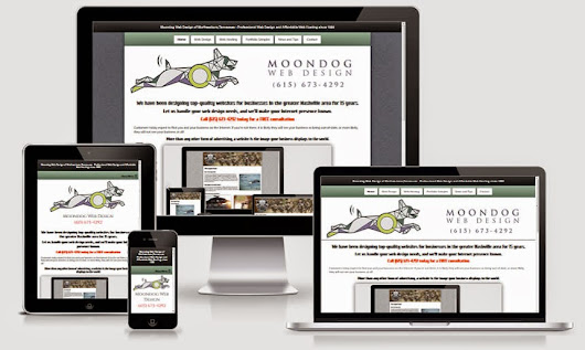 Moondog Web Design News: New Logo, New Layout, and Responsive Design