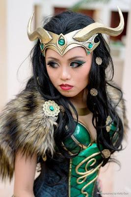 Lokis Erste Frau