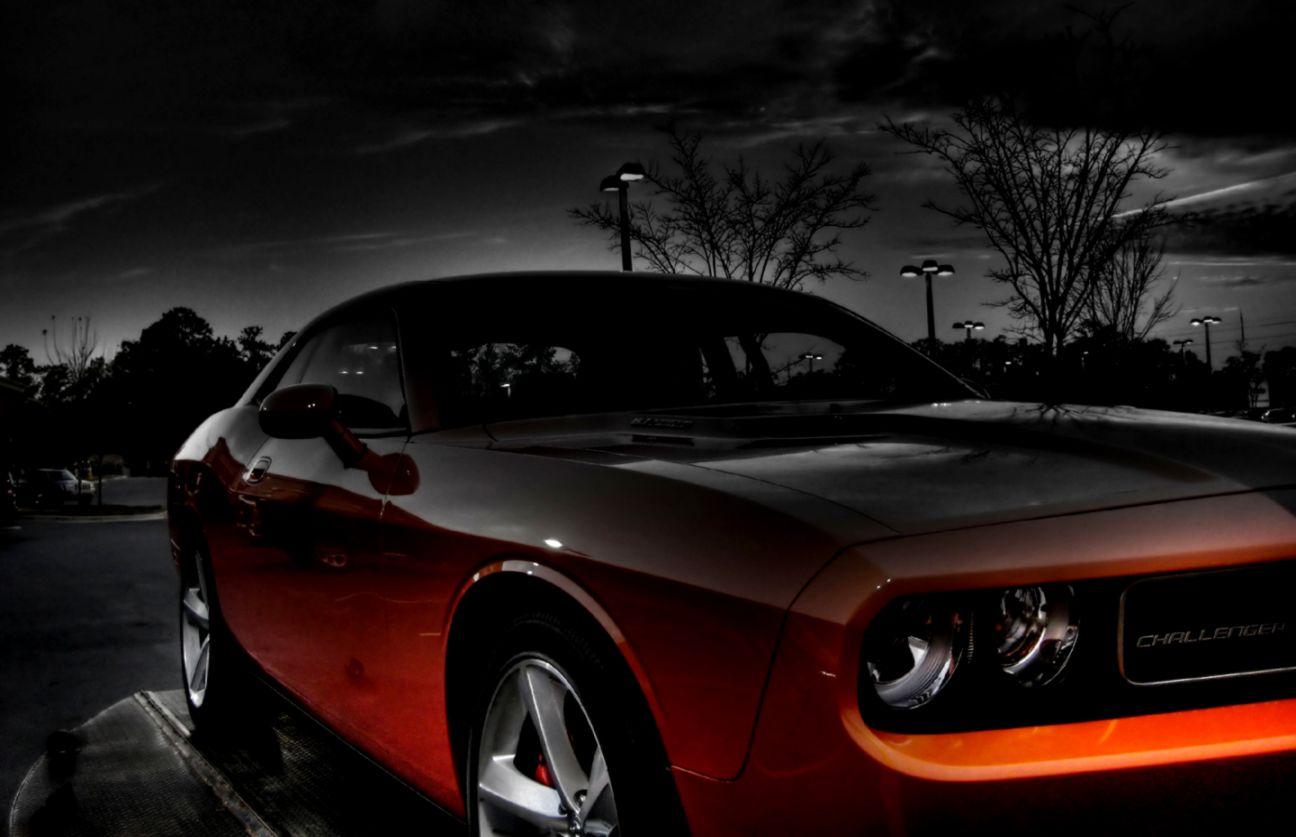 Dodge Challenger 4 Car Hd Wallpaper Desktop
