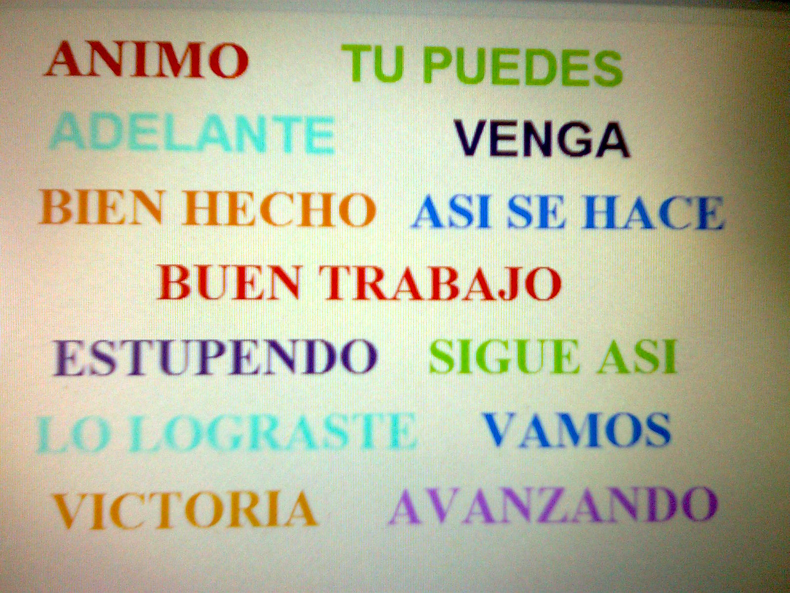 Coachingpsicologiaonline Palabras Positivas