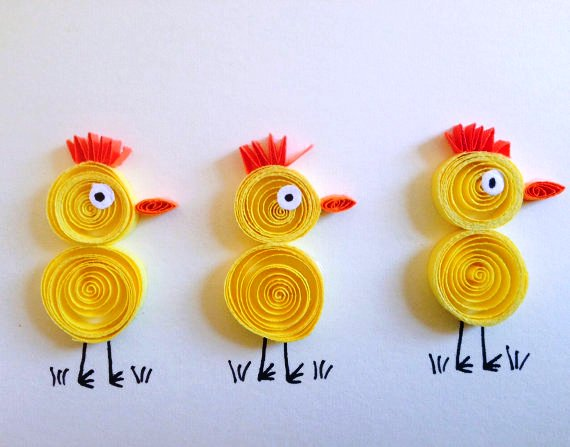 easy quilling ideas