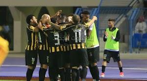 الإتحاد يتجنب الخساره من امام فريق أولمبيك آسفي بالتعادل الاجابي في البطولة العربية للأندية