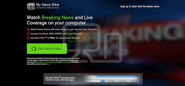 My News Wire (Adware)