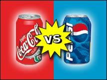 Pepsi Cocacola
