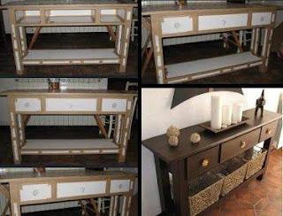 como hacer un mueble de carton increíble paso a paso