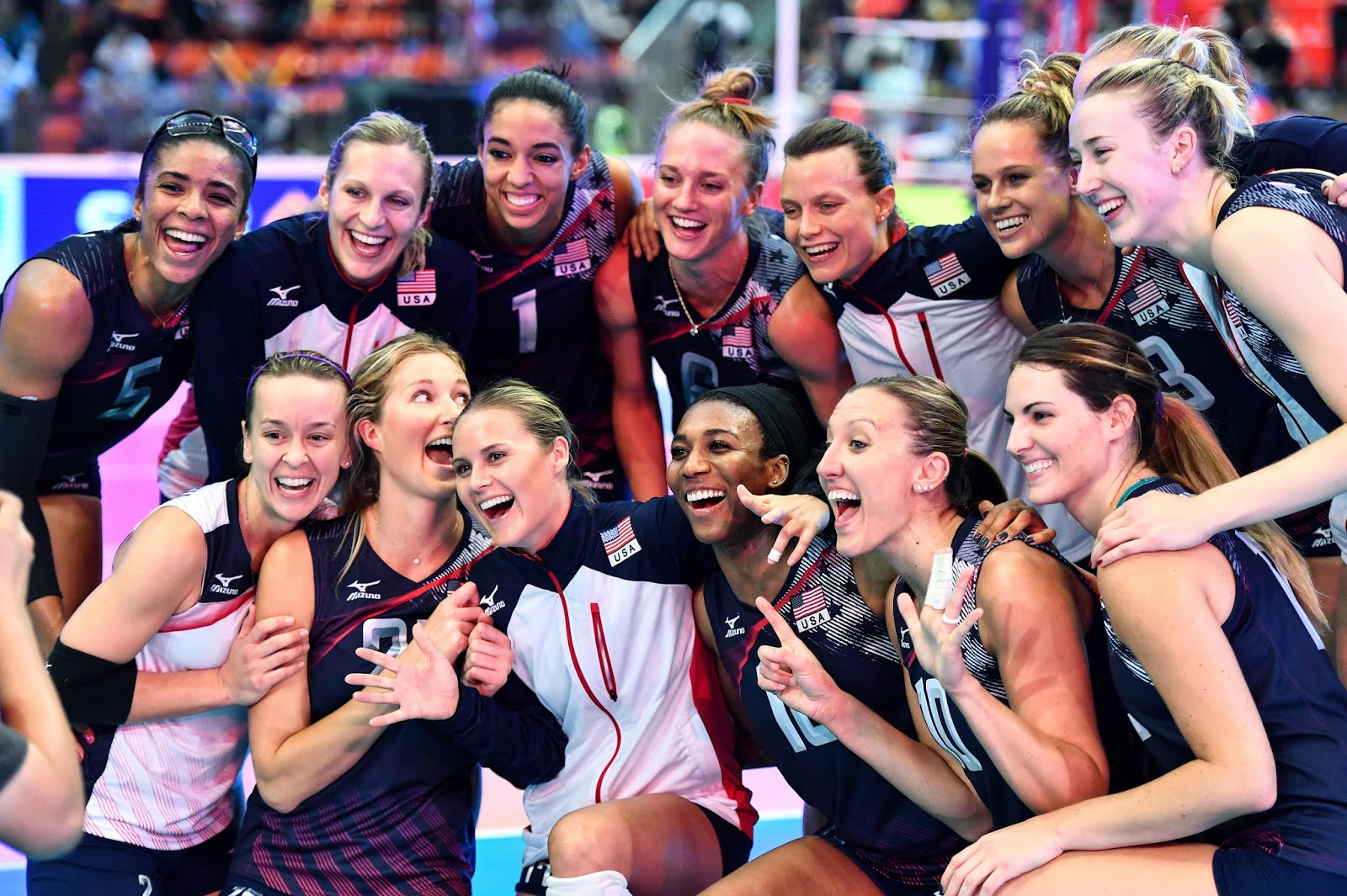 Volleyblog Seattle: Olympic Games | USA Volleyball reveals ...