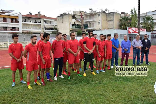 """""""Ανταρσία""""ποδοσφαιριστών στον Πανναυπλιακό - Άμεση η απομάκρυνση τους από την Διοίκηση"""