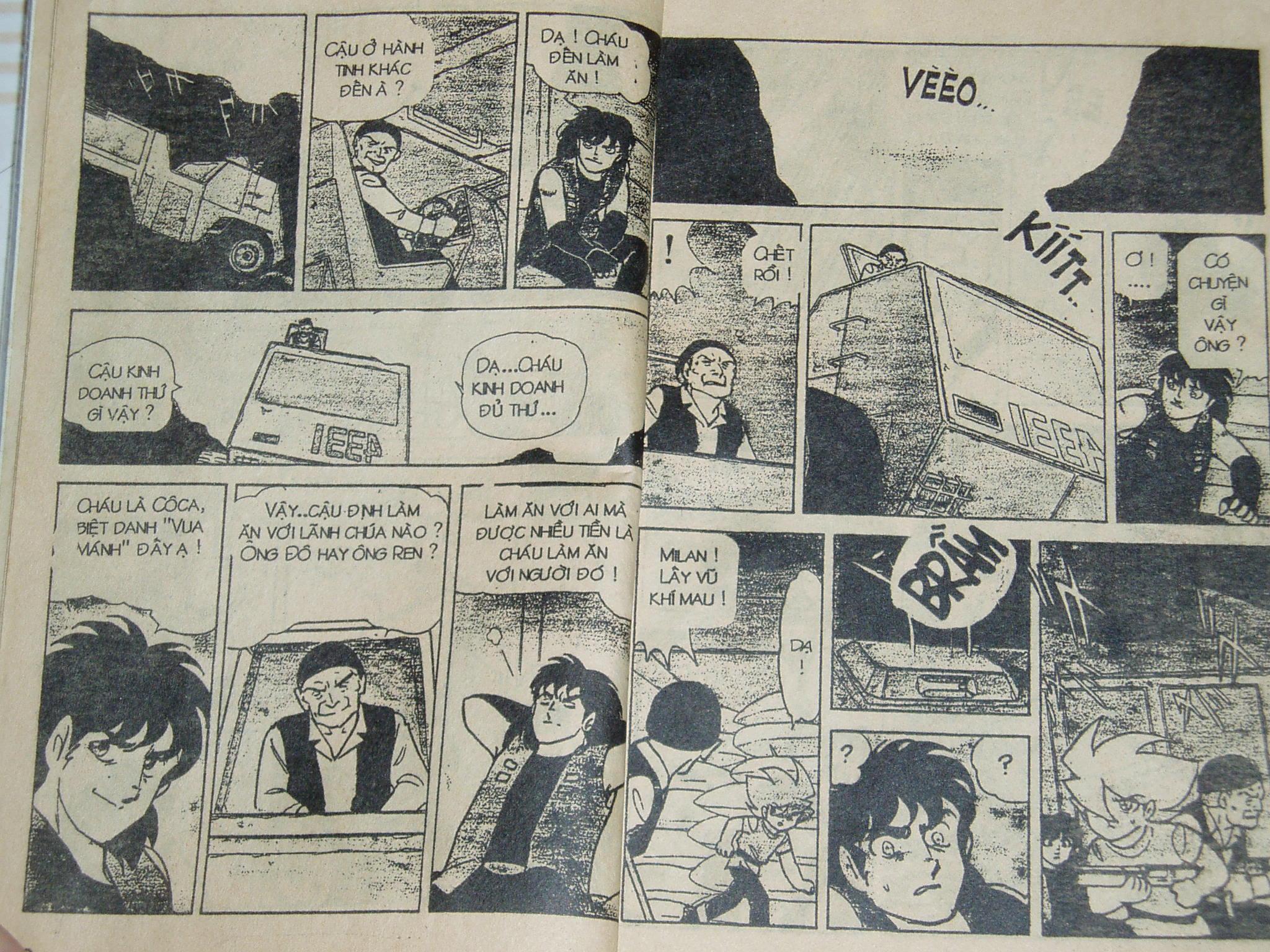 Siêu nhân Locke vol 18 trang 3