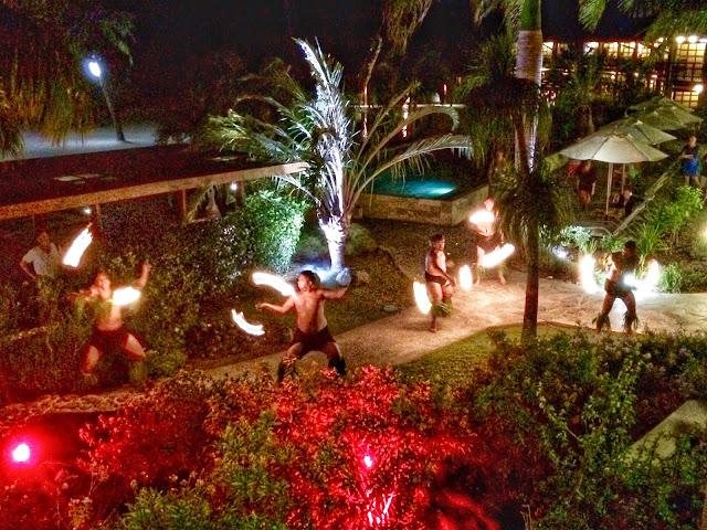 IC Moorea Polynesian Dance Show