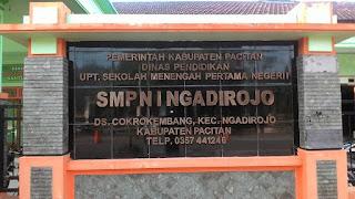 SMP Negeri 1 Ngadirojo Pacitan