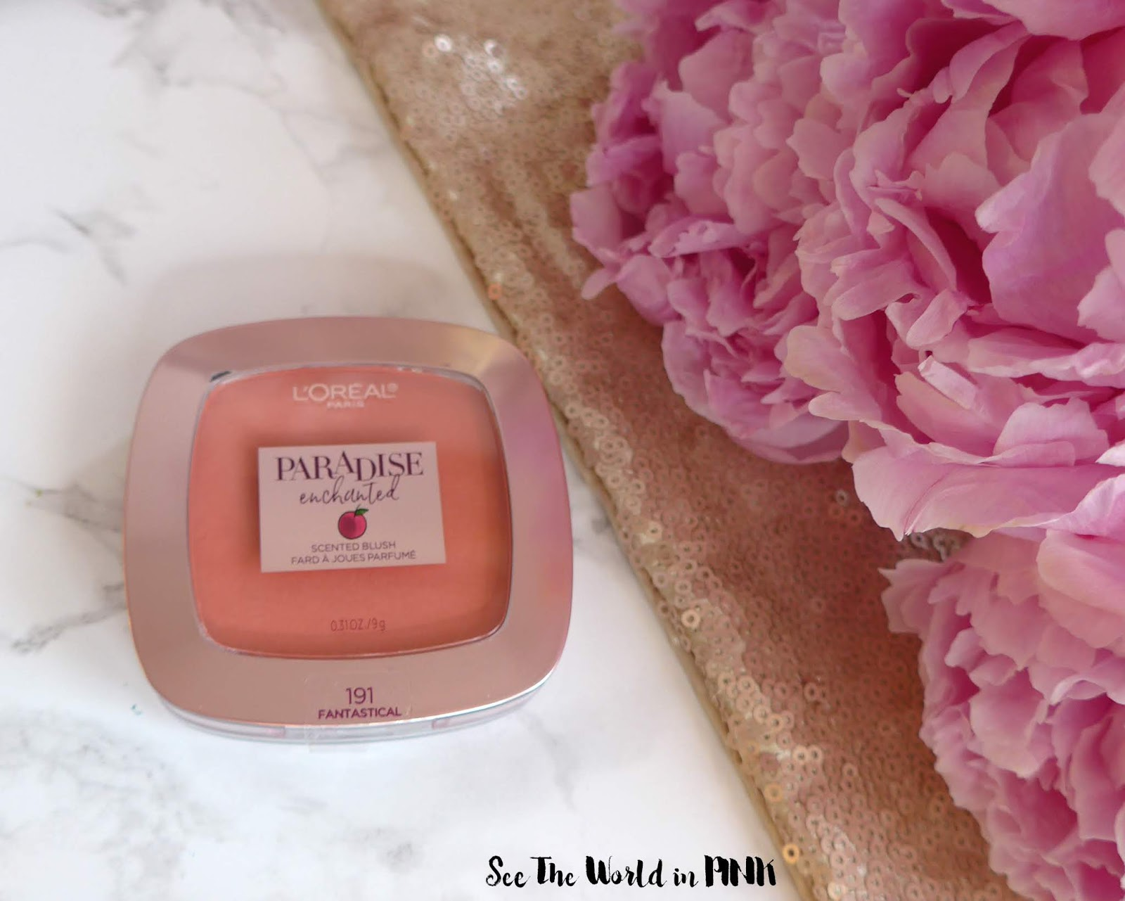 l'oreal paradise enchanted blush fantastical