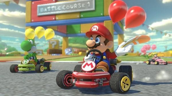Cinco modos foram mostrados através de uma imagem que mostra seus respectivos ícones do futuro jogo de Nintendo Switch.