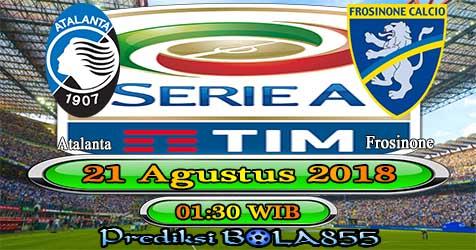 Prediksi Bola855 Atalanta vs Frosinone 21 Agustus 2018