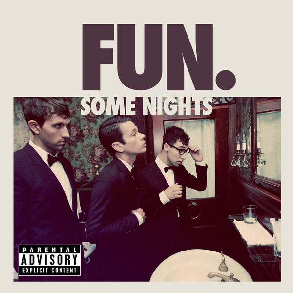 Fun. - Some Nights (iTunes UK Version)  Cover