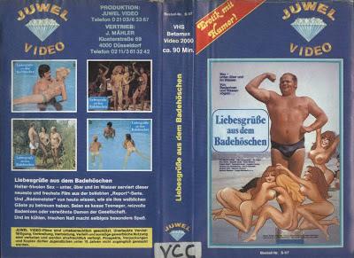 Доклад смотрителя купален / Liebesgrüße aus dem Badehöschen / Bademeister-Report.